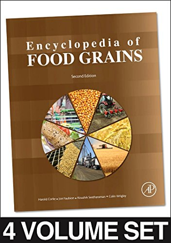 Encyclopedia of Food Grains (Mixed media product): Colin Wrigley, Jonathan Faubion