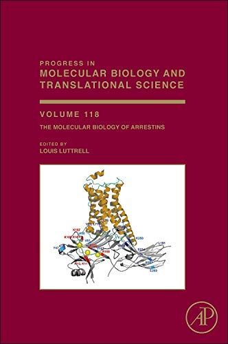 9780123944405: The Molecular Biology of Arrestins (Progress in Molecular Biology and Translational Science)