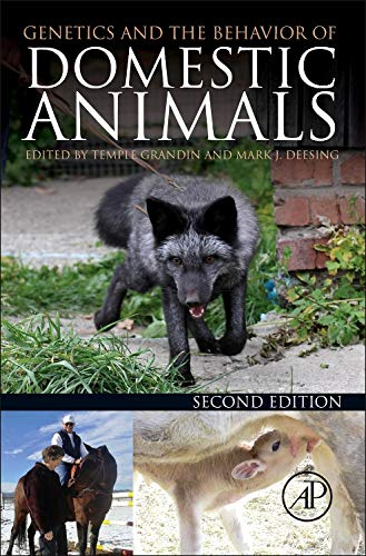 9780123945860: Genetics and the Behavior of Domestic Animals, Second Edition