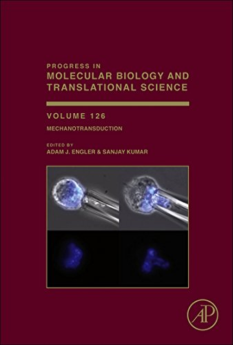 9780123946249: Mechanotransduction, Volume 126 (Progress in Molecular Biology and Translational Science)