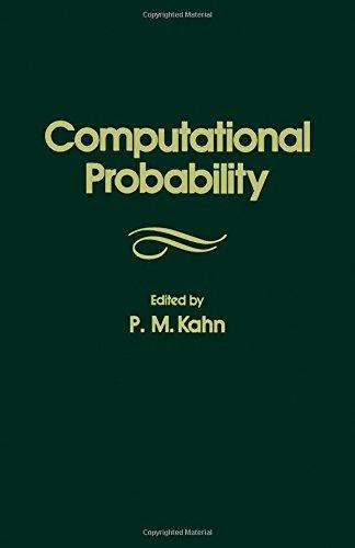 9780123946805: Computational Probability