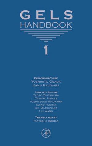 9780123946904: Gels Handbook (4 Vol. Set) (Polymers Interfaces and Biomaterials)