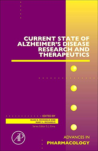 9780123948168: Current State of Alzheimer's Disease Research and Therapeutics, Volume 64 (Advances in Pharmacology)