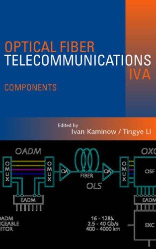 9780123951724: Optical Fiber Telecommunications IV-A: Components (Optics and Photonics)