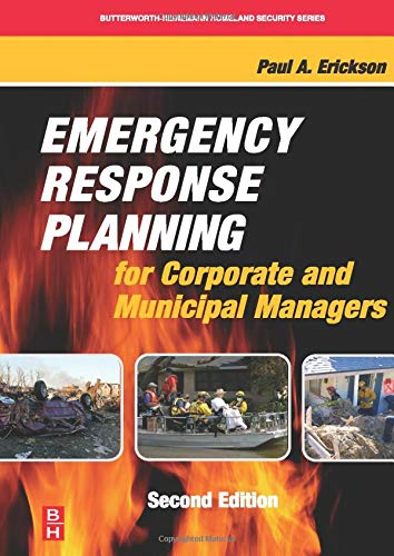 9780123954756: Emergency Response Planning for Corporat