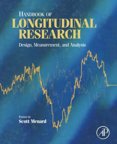 9780123954800: Handbook of Longitudinal Research: Design, Measurement, and Analysis