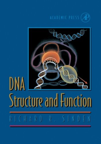 9780123958037: Dna Structure And Function