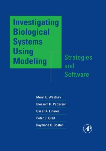 9780123958075: Investigating Biological Systems Using Modeling: Strategies And Software