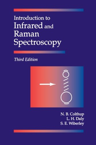 9780123958105: Introduction To Infrared And Raman Spectroscopy
