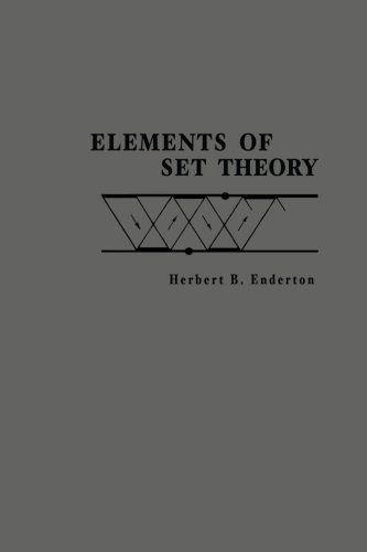 9780123958129: Elements Of Set Theory