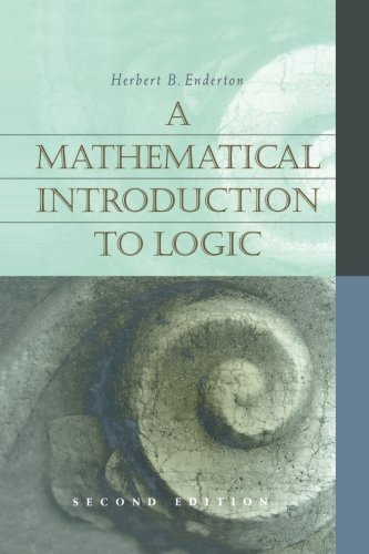9780123958136: A Mathematical Introduction To Logic