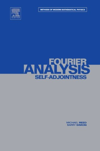 9780123958266: Fourier Analysis, Self-Adjointness: Volume 2