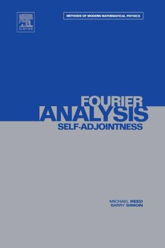 9780123958266: Fourier Analysis, Self-Adjointness: Volume 2