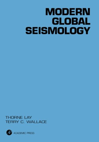 9780123958334: Modern Global Seismology