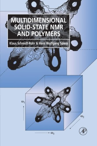9780123958389: Multidimensional Solid-State Nmr and Polymers