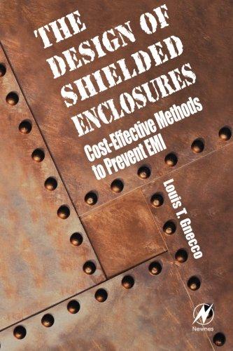 9780123958624: Design Of Shielded Enclosures: Cost-Effective Methods To Prevent Emi