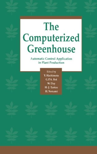 9780123958808: The Computerized Greenhouse: Automatic Control Application in Plant Production