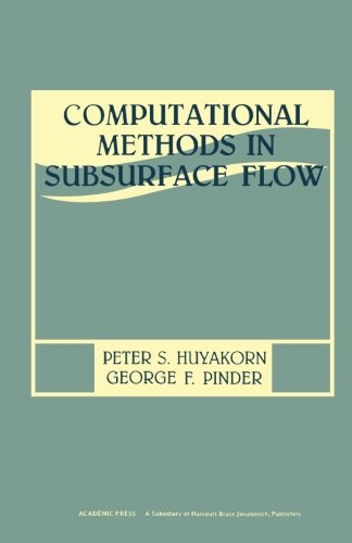 9780123958815: The Computational Methods in Subsurface Flow