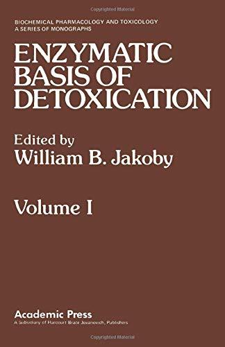9780123958839: ENZYMATIC BASIS OF DETOXICATION VOLUME 1