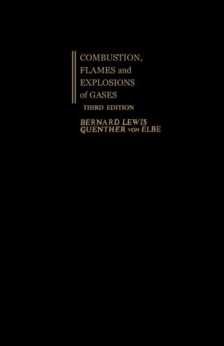 9780123958884: Combustion, Flames and Explosions of Gases, Third Edition
