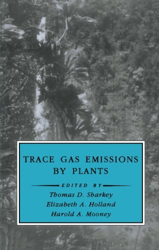 9780123959027: Trace Gas Emissions by Plants