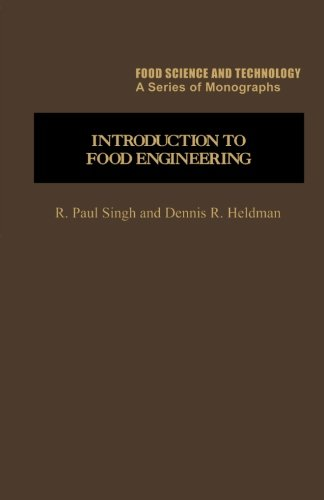 9780123959072: Introduction to Food Engineering