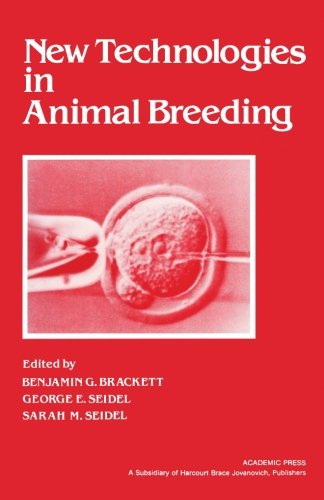 9780123959157: New Technologies in Animal Breeding