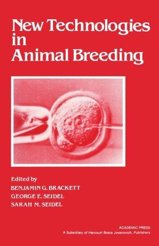 9780123959157: New Technologies in Animal Breeding