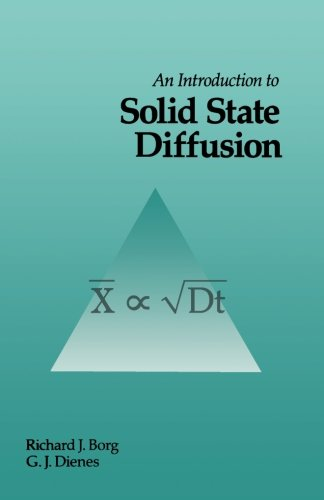 9780123959423: An Introduction to Solid State Diffusion