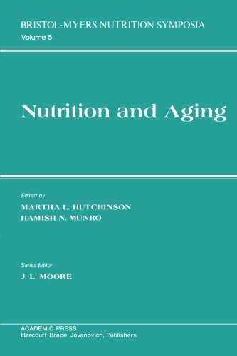 9780123959904: Nutrition and Aging