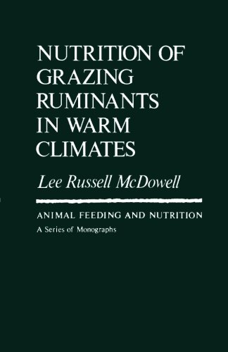 9780123960153: Nutrition of Grazing Ruminants in Warm Climates