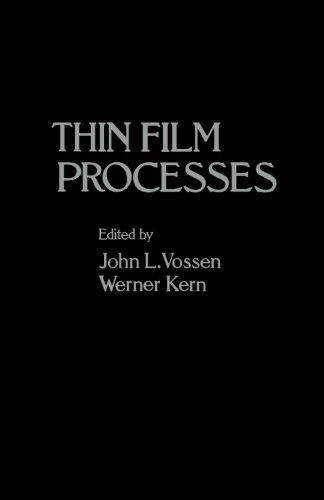 9780123960276: Thin Film Processes