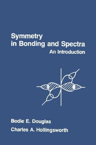 9780123960726: Symmetry in Bonding and Spectra: An Introduction