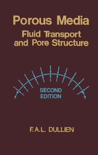 9780123960740: Porous Media: Fluid Transport and Pore Structure