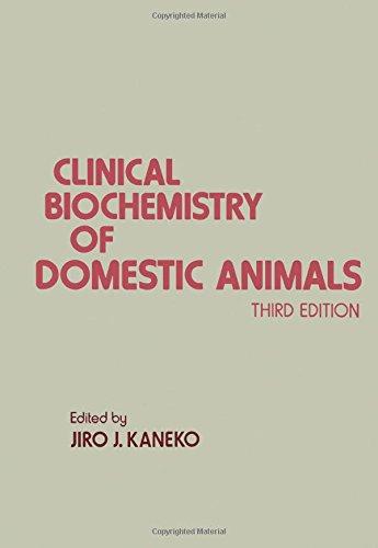 9780123963505: Clinical Biochemistry of Domestic Animals