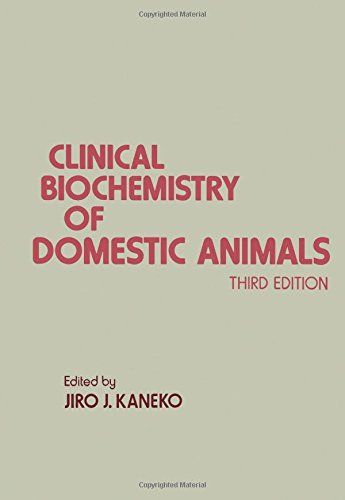 9780123963505: Clinical Biochemistry of Domestic Animals