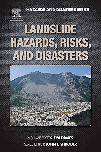 9780123964526: Landslide Hazards, Risks, and Disasters