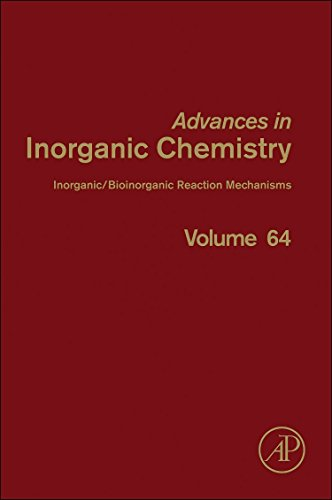 9780123964625: Inorganic/Bioinorganic Reaction Mechanisms, Volume 64 (Advances in Inorganic Chemistry (Ex'& Radiochemistry)