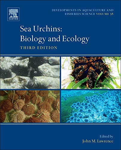 9780123964915: Sea Urchins, Volume 38, Third Edition: Biology and Ecology (Developments in Aquaculture and Fisheries Science)