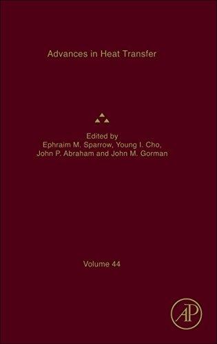 9780123965295: Advances in Heat Transfer, Volume 44