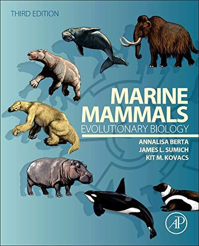 9780123970022: Marine Mammals, Third Edition: Evolutionary Biology