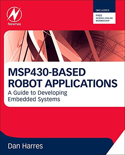 9780123970121: MSP430-based Robot Applications