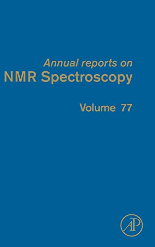 9780123970206: Annual Reports on NMR Spectroscopy, Volume 77