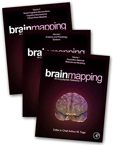 9780123970251: Brain Mapping: An Encyclopedic Reference