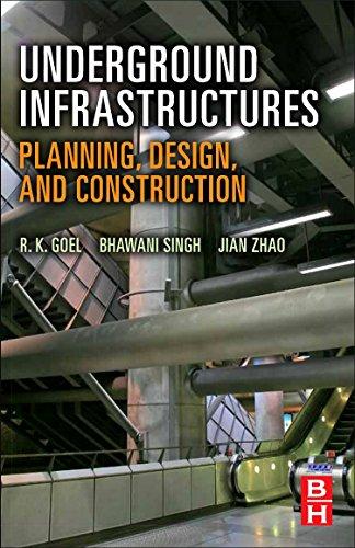 9780123971685: Underground Infrastructures: Planning, Design, and Construction