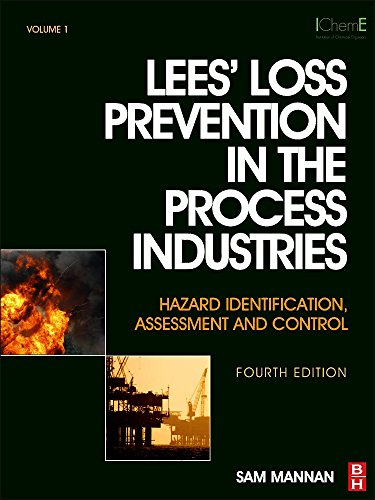 9780123971890: Lees' Loss Prevention in the Process Industries: Hazard Identification, Assessment and Control