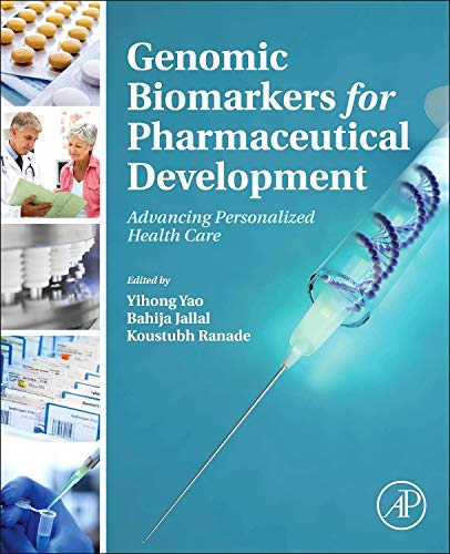 9780123973368: Genomic Biomarkers for Pharmaceutical Development: Advancing Personalized Health Care