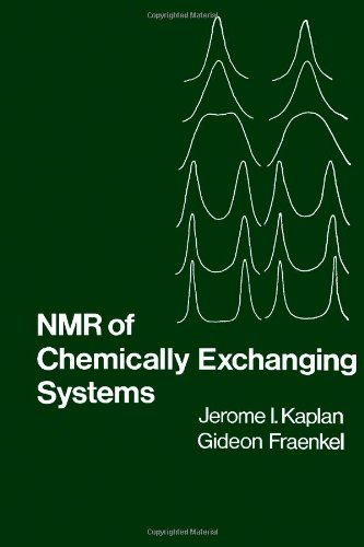9780123975508: Nmr of Chemically Exchanging Systems