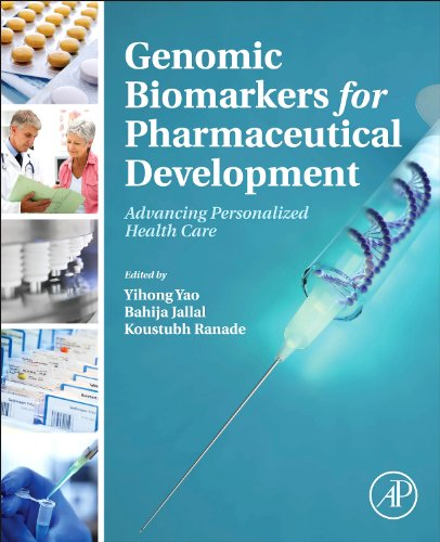 9780123977946: Genomic Biomarkers for Pharmaceutical Development: Advancing Personalized Health Care