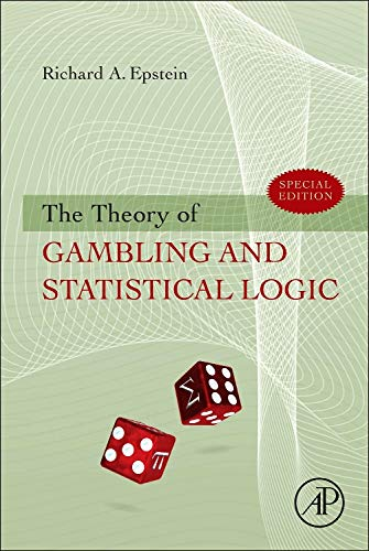9780123978578: The Theory of Gambling and Statistical Logic, Second Edition